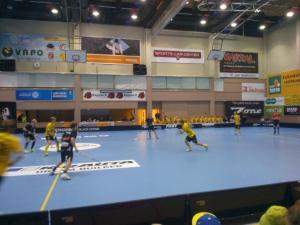 Happee Floorball Club Salibandyliiga match