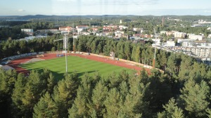 Harju stadium