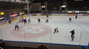 JYP-Happee ice hockey match exhibition match