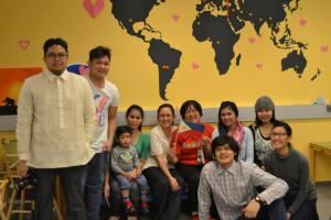 Our small Filipino community in Jyväskylä