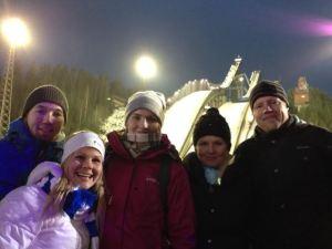 SpoSMaPro @ Salpausselkä Ski Games